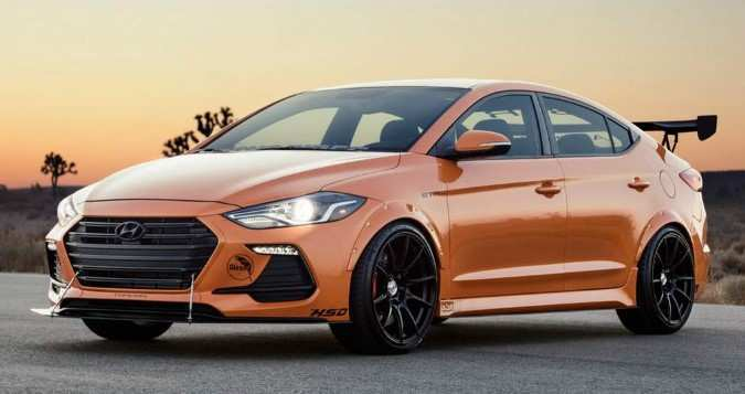 51 The 2020 Hyundai Elantra Sedan Performance and New Engine with 2020 Hyundai Elantra Sedan