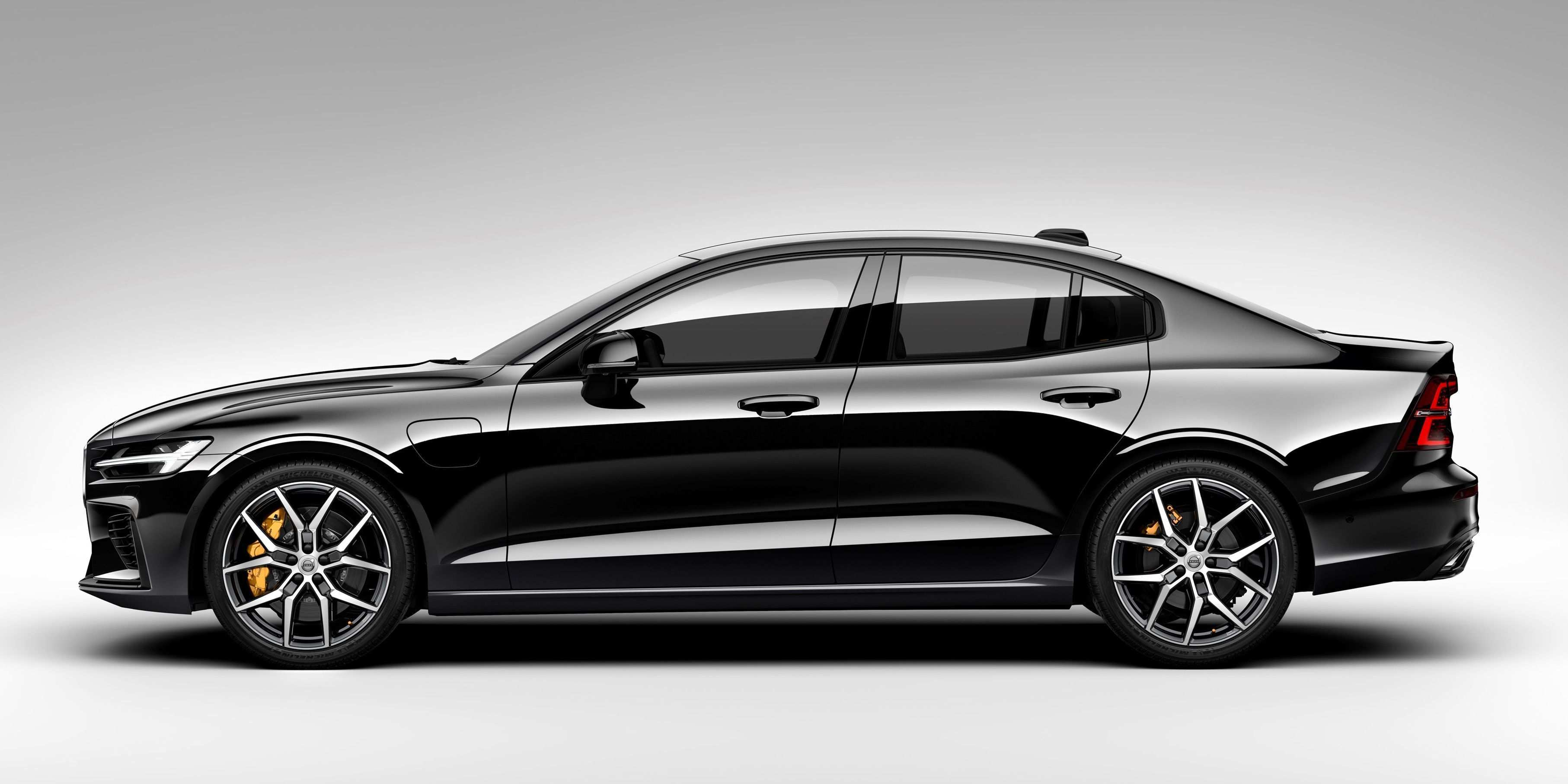 51 The Volvo S60 2020 Black Performance and New Engine by Volvo S60 2020 Black