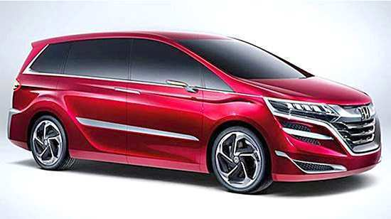 52 All New 2020 Honda Odyssey Performance with 2020 Honda Odyssey