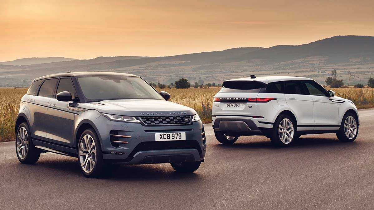 52 All New 2020 Range Rover Evoque Exterior and Interior by 2020 Range Rover Evoque