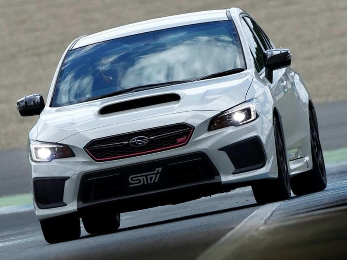 52 All New 2020 Subaru Wrx Raiu Edition Speed Test by 2020 Subaru Wrx Raiu Edition