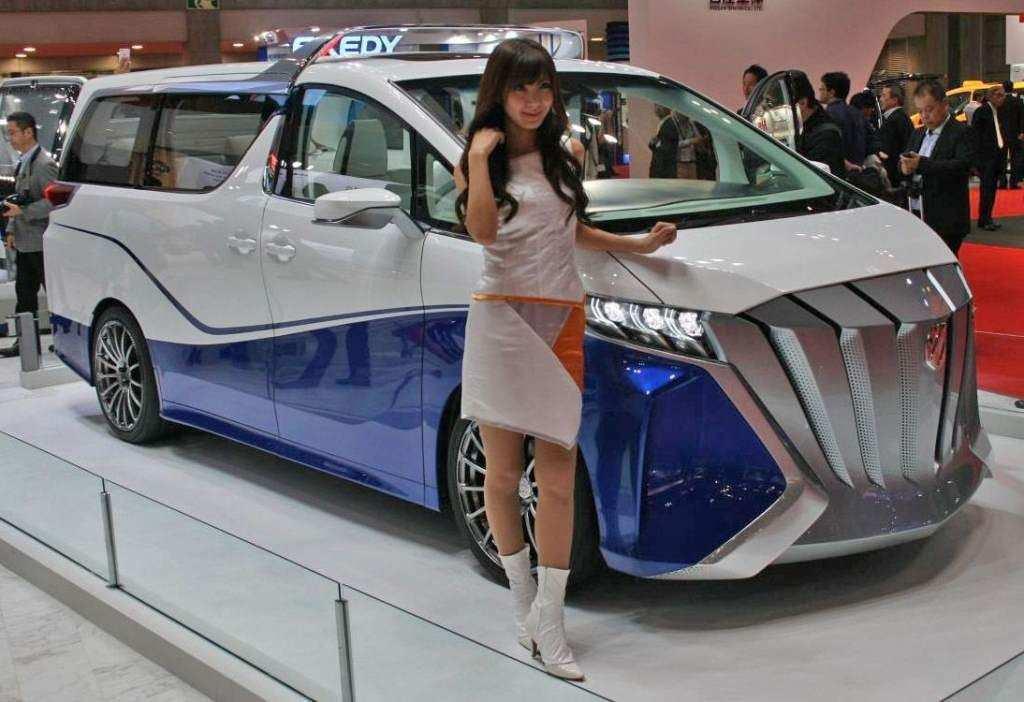 52 All New Toyota 2020 Van Interior by Toyota 2020 Van