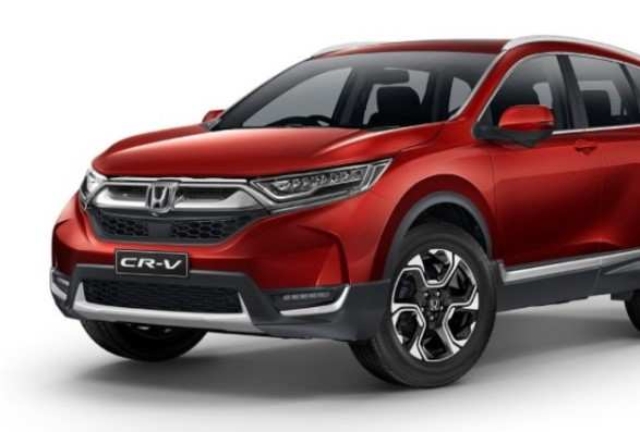 52 Concept of 2020 Honda CRV Performance with 2020 Honda CRV