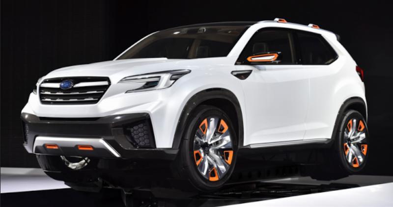 52 Concept of 2020 Subaru Tribeca 2018 Specs for 2020 Subaru Tribeca 2018