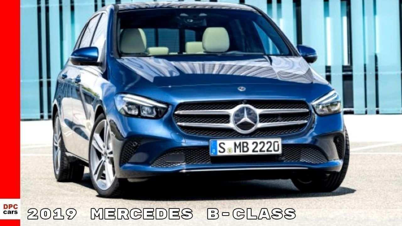 52 Concept of B Class Mercedes 2020 Interior for B Class Mercedes 2020