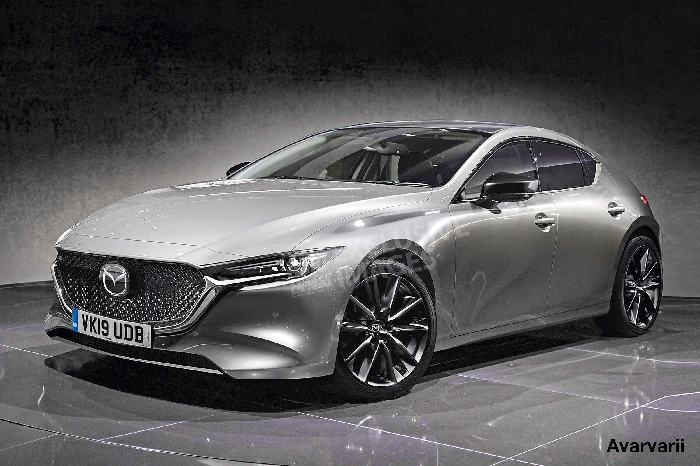 52 Concept of Mazda 3 2020 Hybrid Prices by Mazda 3 2020 Hybrid
