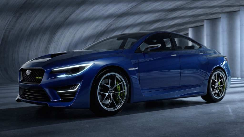 52 Concept of Subaru Sti 2020 Exterior Photos by Subaru Sti 2020 Exterior