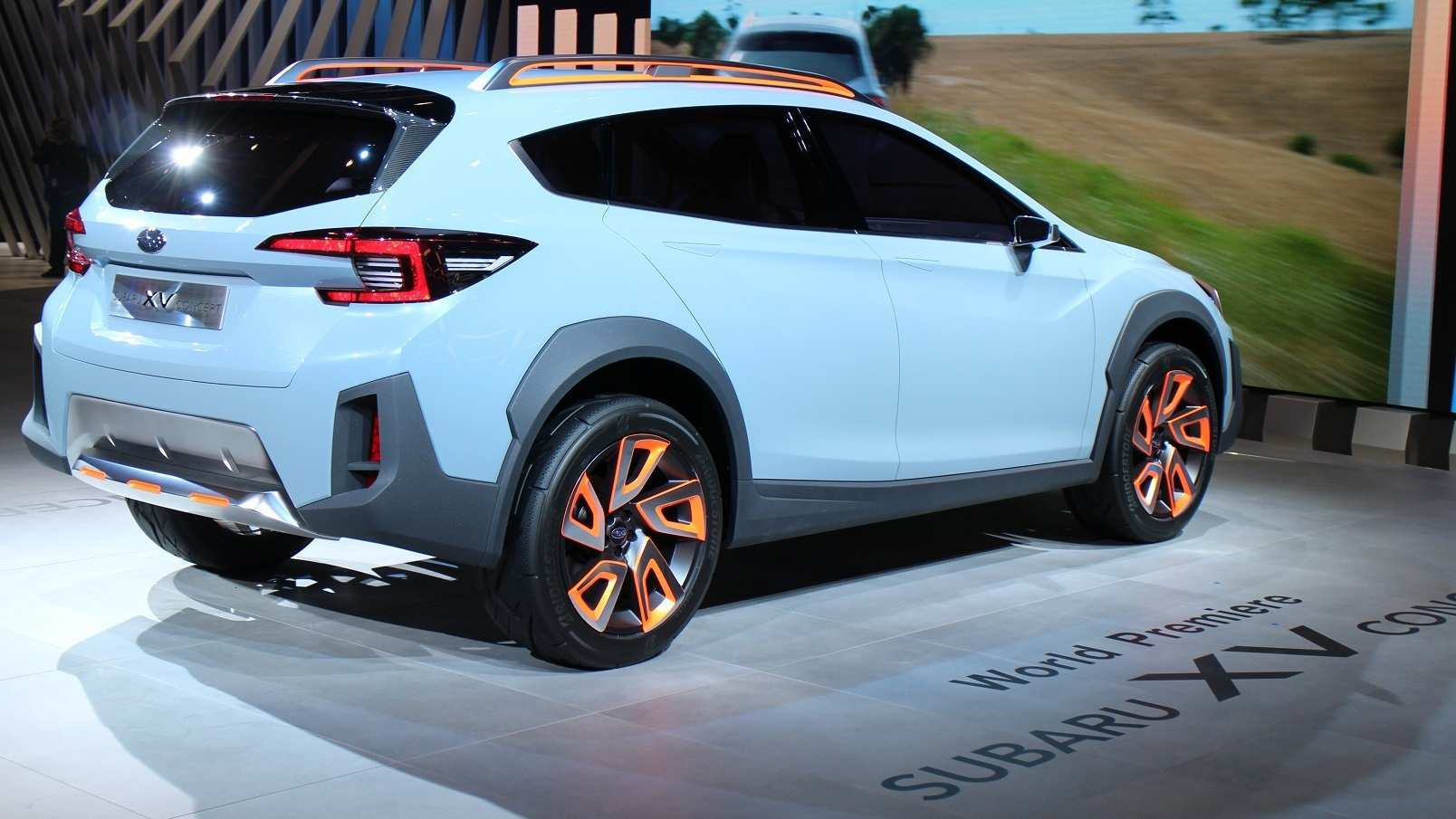 52 Concept of Subaru Xv 2020 New Concept Redesign and Concept by Subaru Xv 2020 New Concept