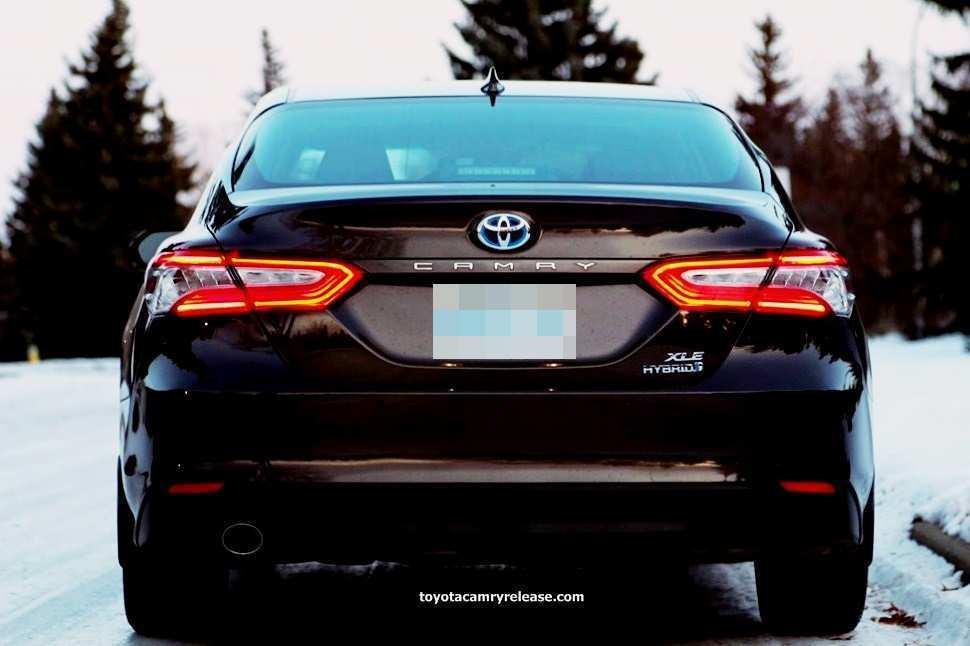 52 Gallery of 2020 Toyota Camry Se Hybrid Spesification by 2020 Toyota Camry Se Hybrid