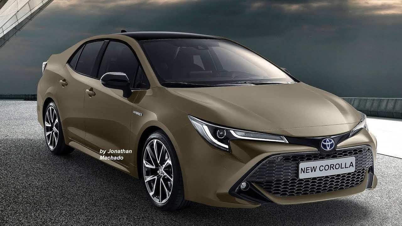 52 Gallery of 2020 Toyota Verso 2018 Exterior with 2020 Toyota Verso 2018