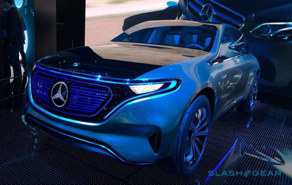 52 Gallery of Electric Mercedes 2020 Review with Electric Mercedes 2020