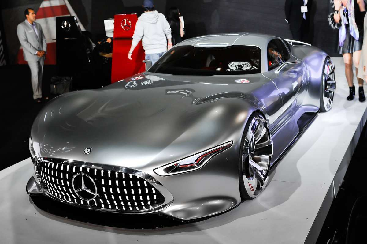 52 Gallery of Mercedes New Conceptlen 2020 History with Mercedes New Conceptlen 2020