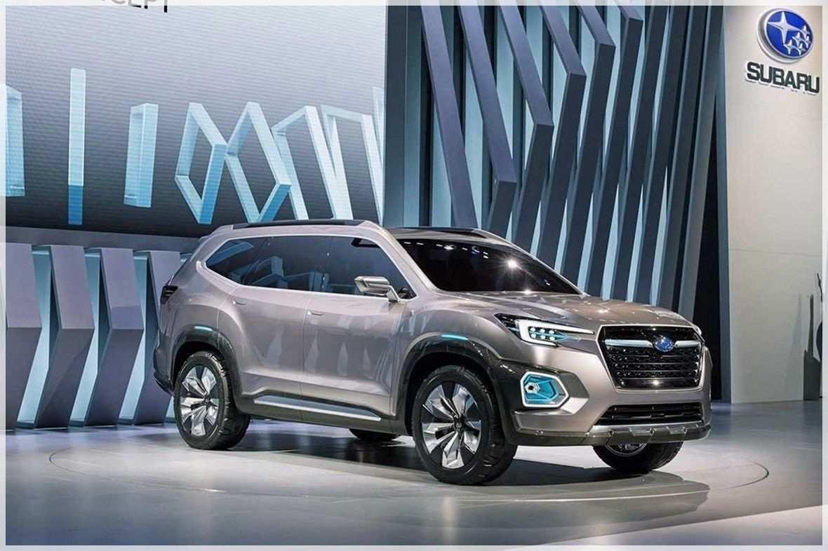 52 Gallery of Subaru Tribeca 2020 Concept by Subaru Tribeca 2020