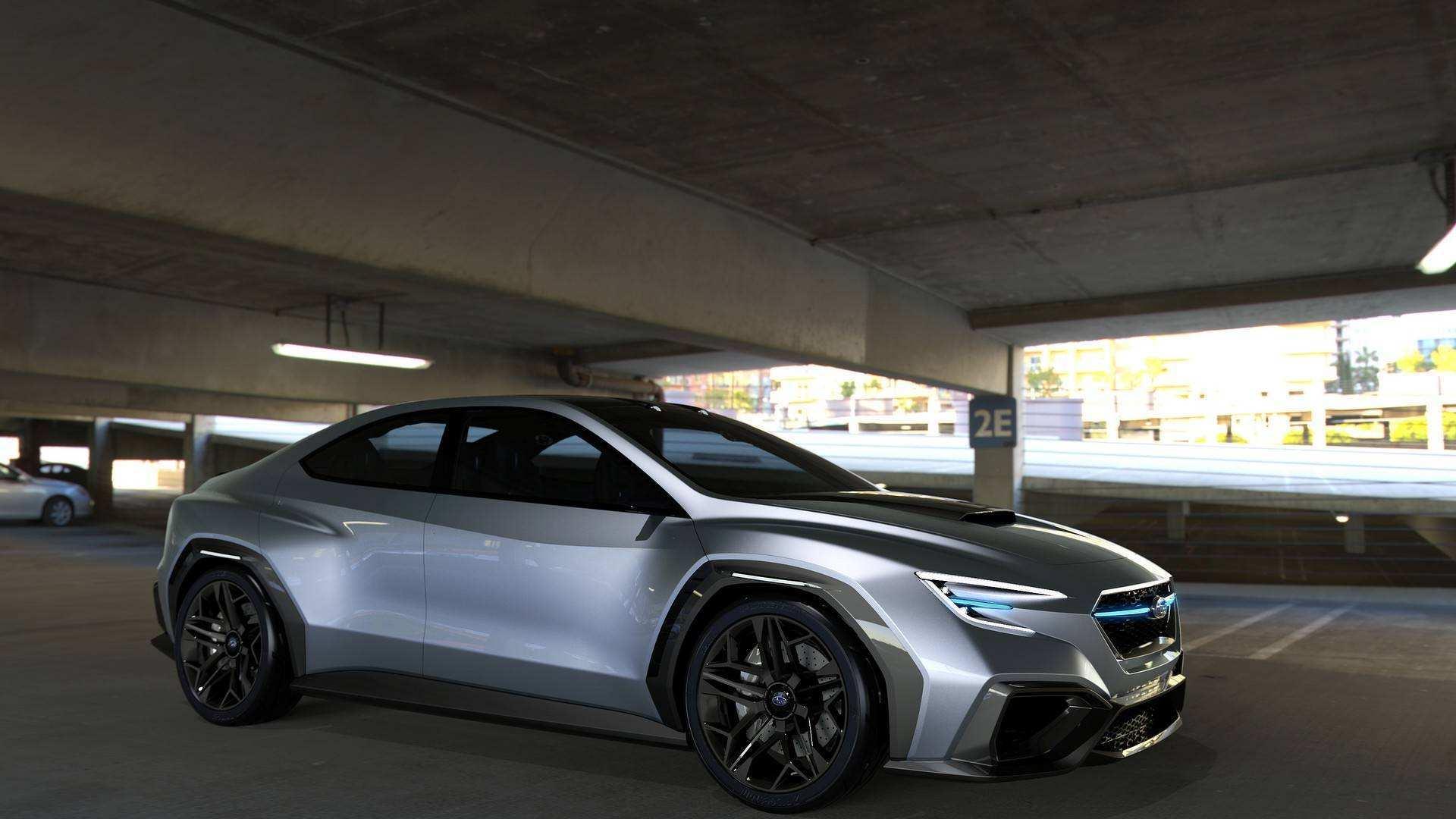 52 Gallery of Subaru Viziv 2020 Performance and New Engine by Subaru Viziv 2020