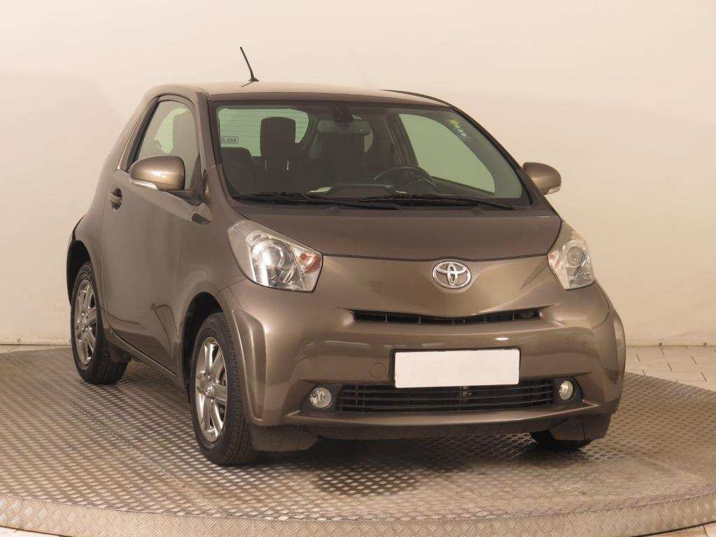 52 Gallery of Toyota Iq 2020 New Review for Toyota Iq 2020