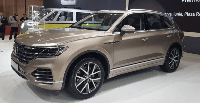 52 Gallery of VW Touareg 2020 Canada New Concept for VW Touareg 2020 Canada