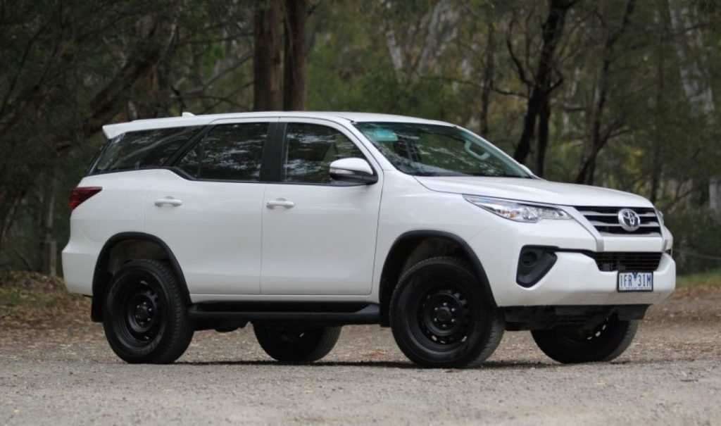 52 Great Toyota Fortuner 2020 Facelift Specs and Review by Toyota Fortuner 2020 Facelift