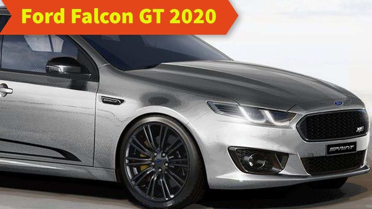 2020 Ford Falcon Gt History