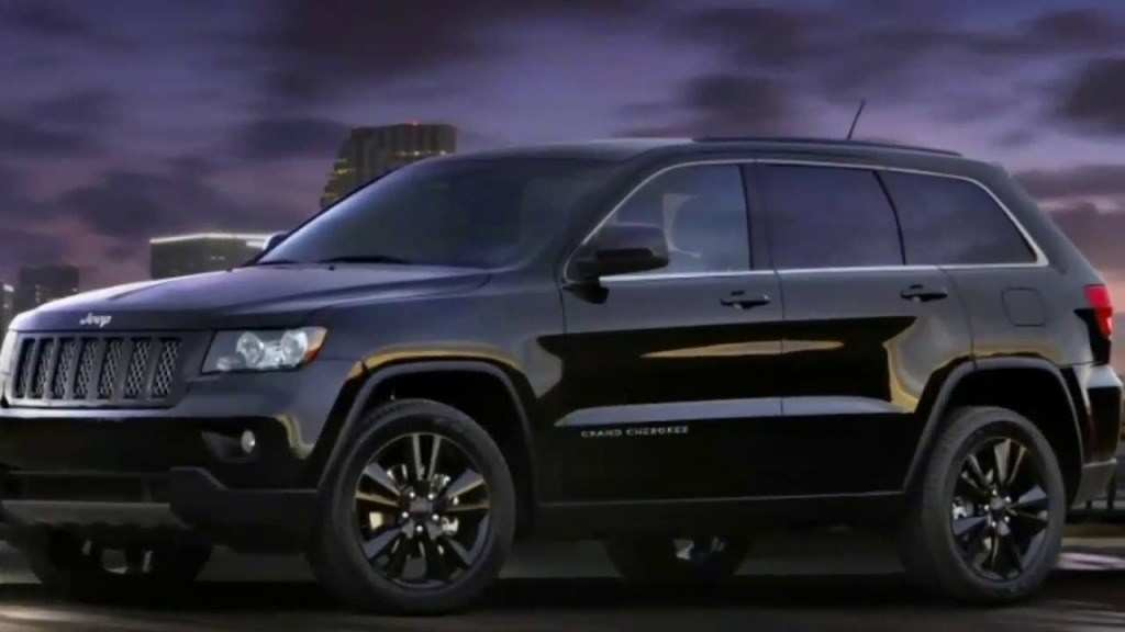 52 New 2020 Jeep Grand Cherokee 2020 Concept with 2020 Jeep Grand Cherokee 2020