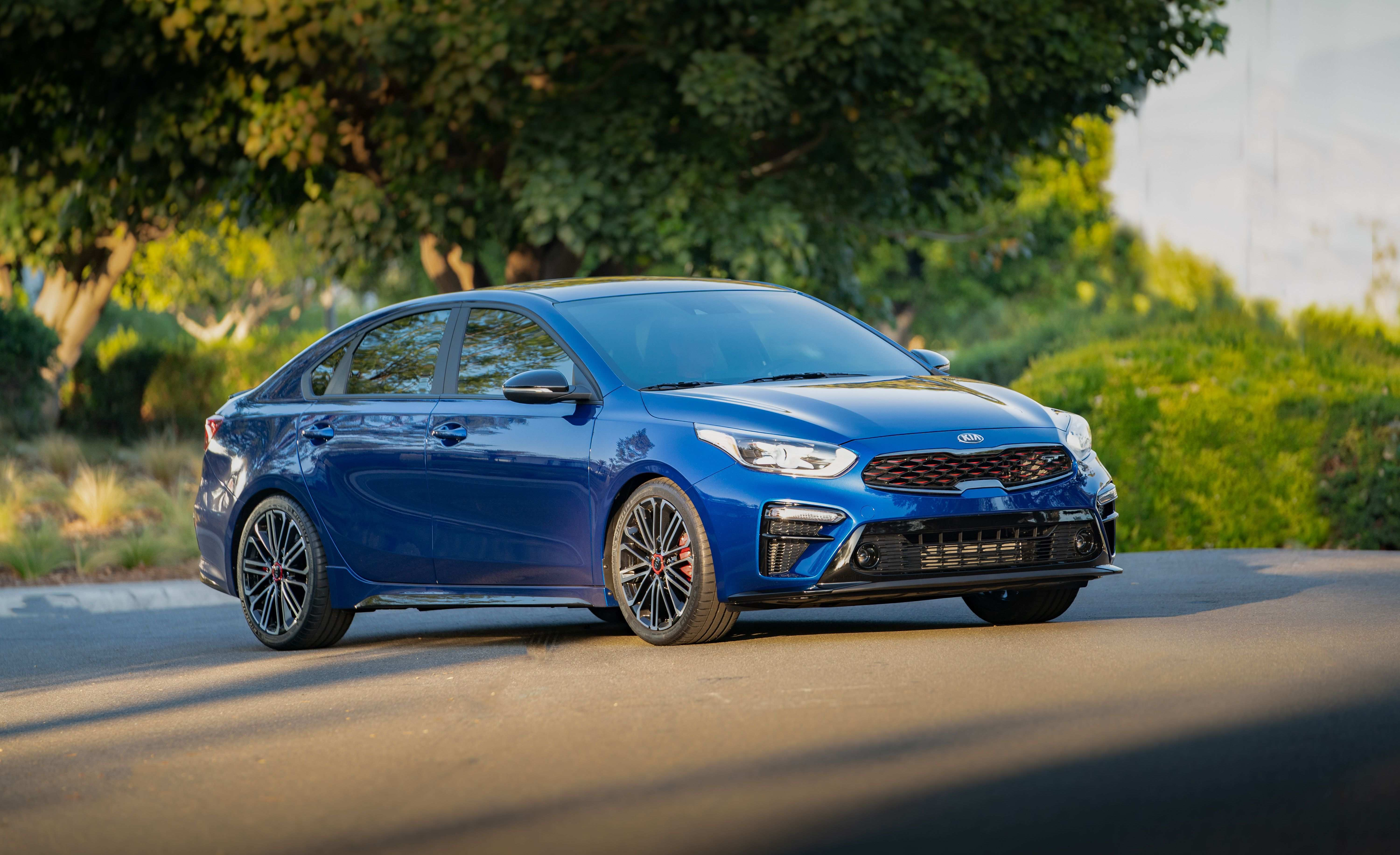 52 New Kia 2020 Forte Redesign and Concept for Kia 2020 Forte
