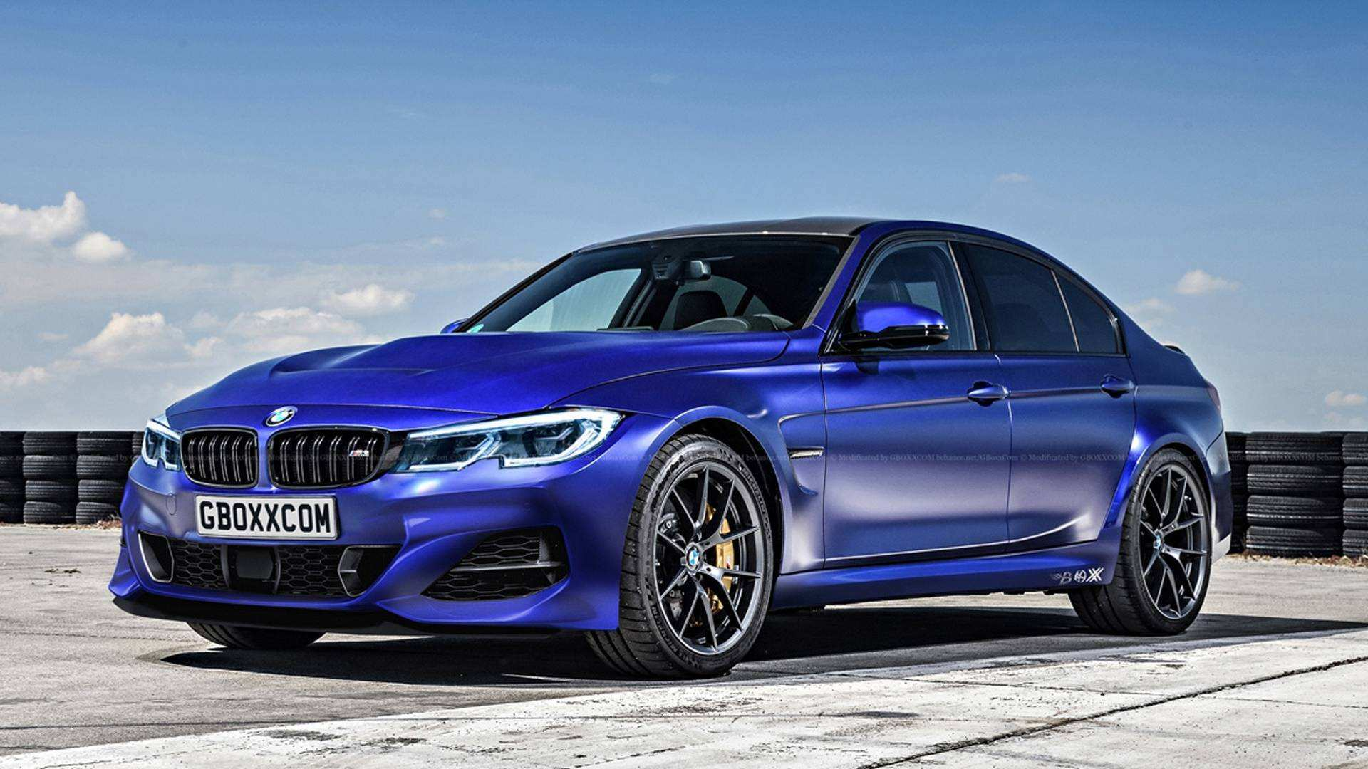 52 The 2020 BMW M4 Overview with 2020 BMW M4