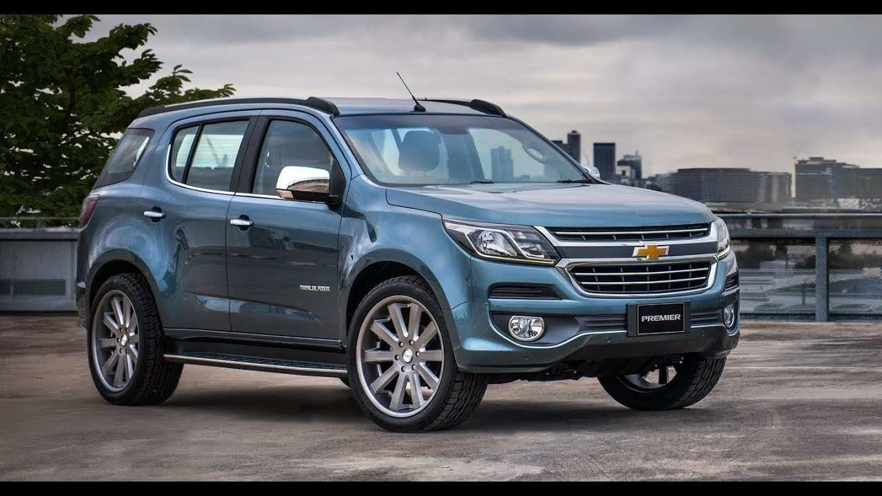 52 The 2020 Chevrolet Trailblazer Ss Model with 2020 Chevrolet Trailblazer Ss