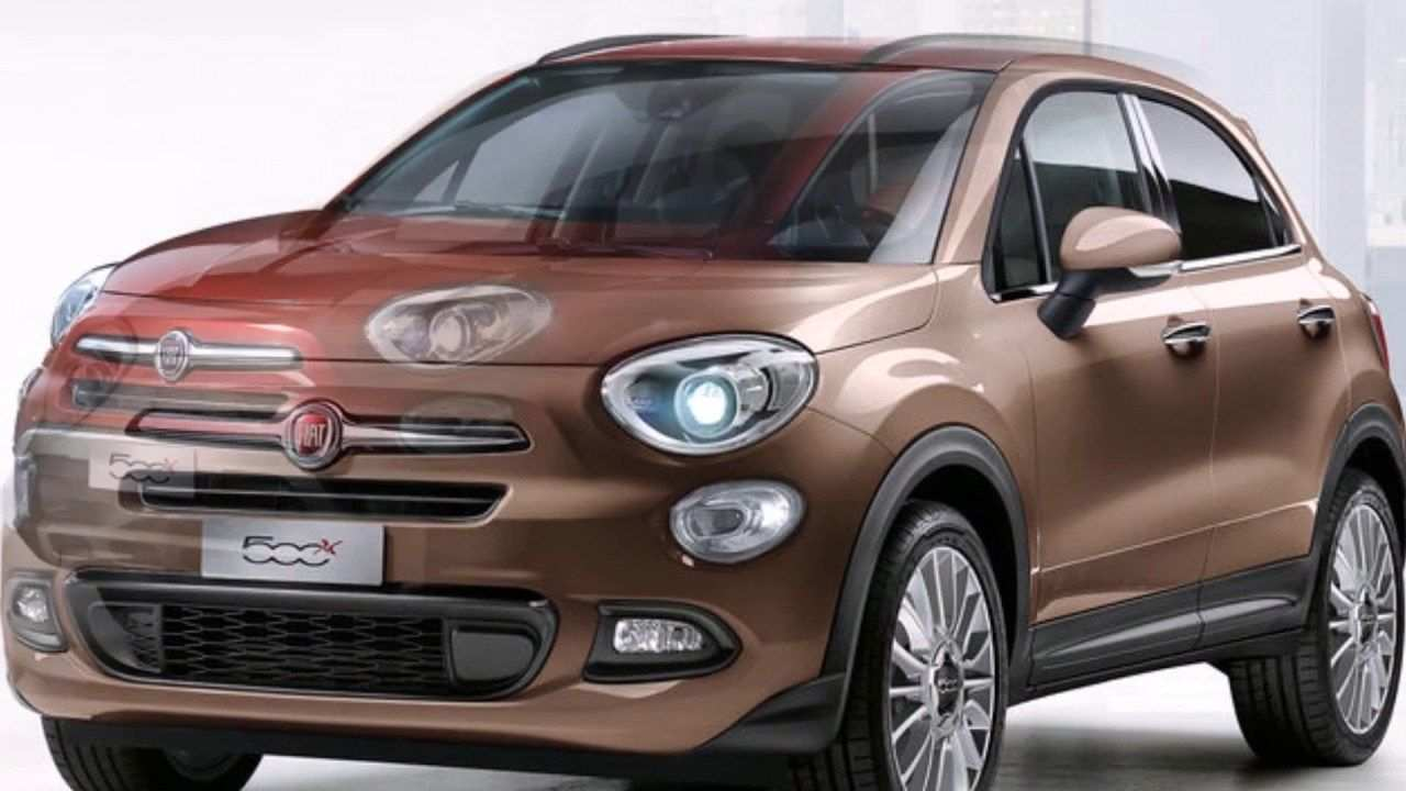 52 The 2020 Fiat 500X Images with 2020 Fiat 500X