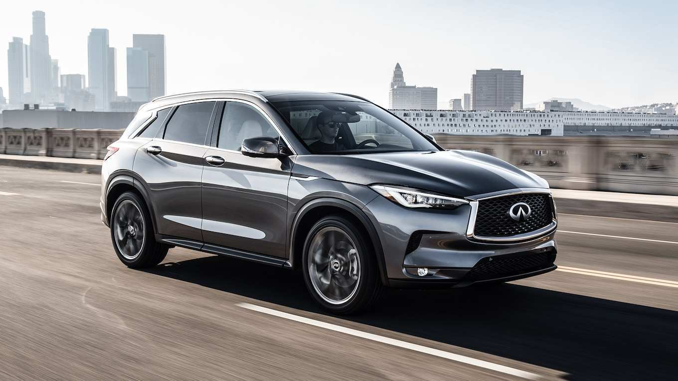 52 The 2020 Infiniti Qx50 Owners Manual Redesign and Concept with 2020 Infiniti Qx50 Owners Manual