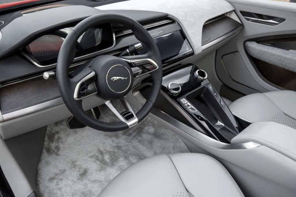52 The 2020 Jaguar XF Interior by 2020 Jaguar XF