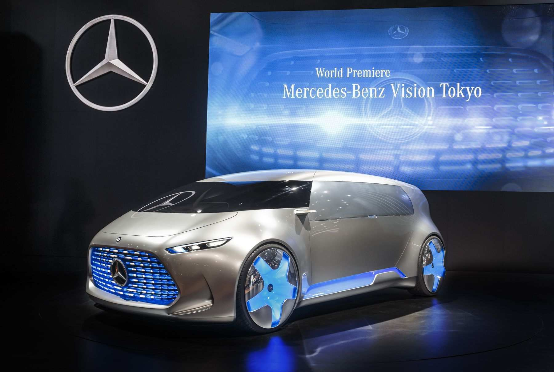 52 The Electric Mercedes 2020 Style for Electric Mercedes 2020