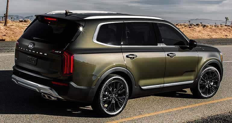 52 The Kia 2020 Telluride Model by Kia 2020 Telluride