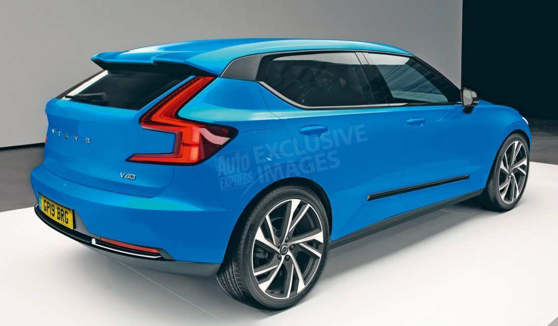 52 The Volvo V40 2020 Exterior Date Redesign and Concept with Volvo V40 2020 Exterior Date