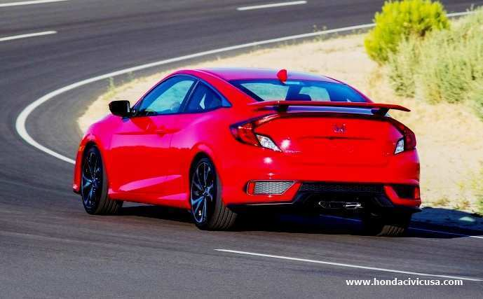53 All New 2020 Honda Civic Coupe Redesign with 2020 Honda Civic Coupe