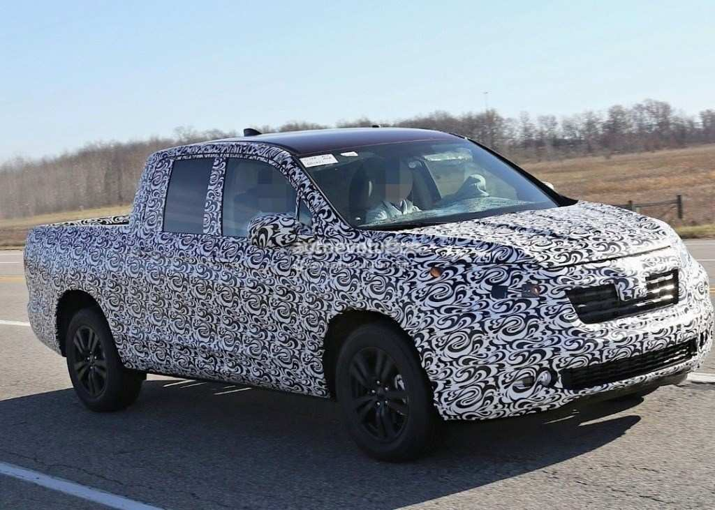 53 All New 2020 Honda Ridgelineand Exterior and Interior with 2020 Honda Ridgelineand