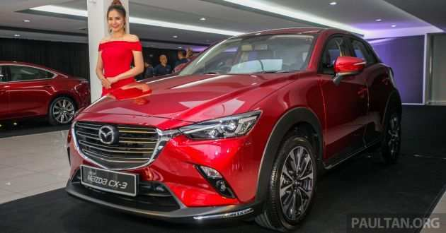 53 All New 2020 Mazda Cx 3 Redesign and Concept by 2020 Mazda Cx 3