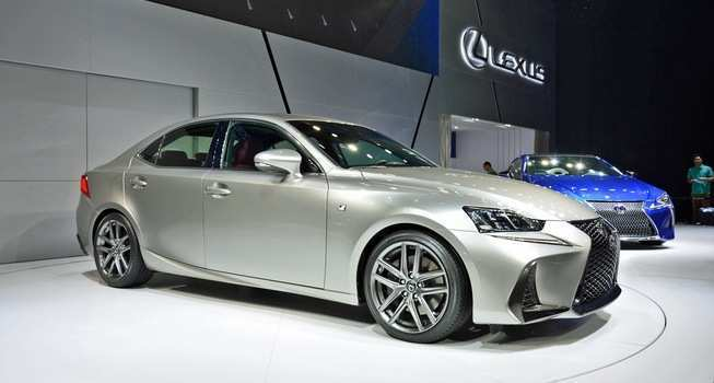 53 All New Lexus 2020 Is Review with Lexus 2020 Is