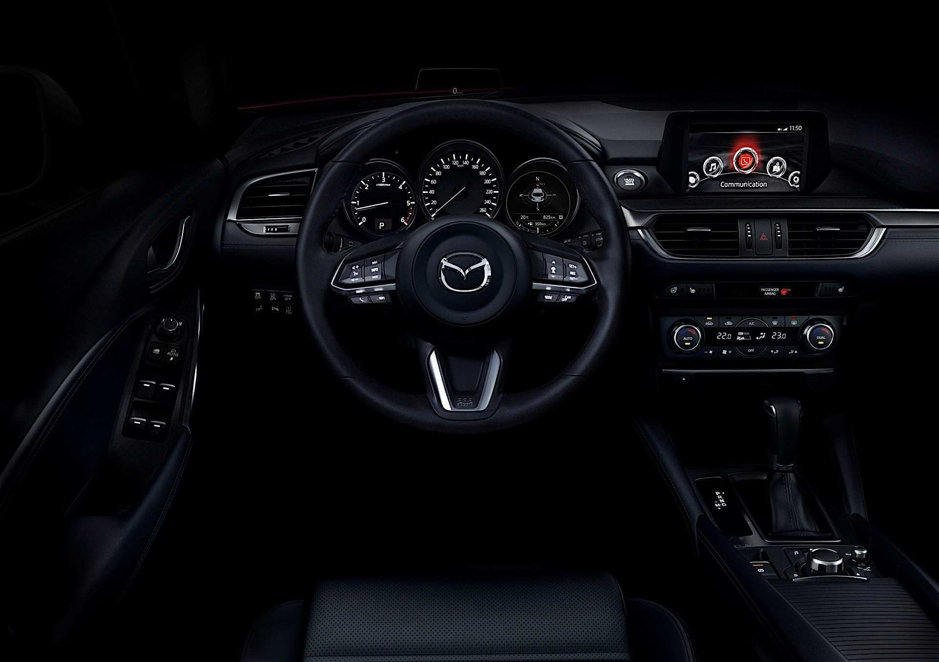 53 All New Mazda 6 2020 White Price and Review by Mazda 6 2020 White