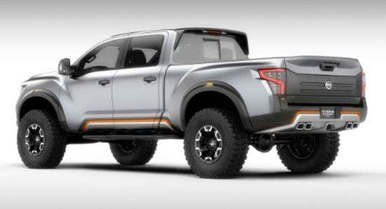 53 All New Nissan Warrior 2020 Style for Nissan Warrior 2020