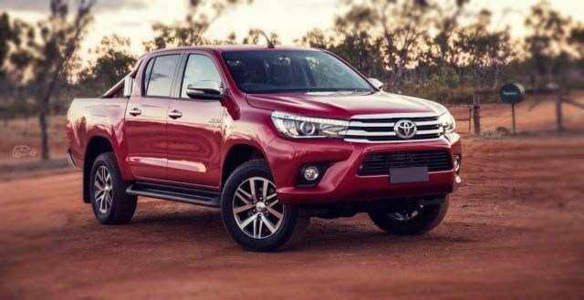 53 Best Review 2020 Toyota Hilux New Concept by 2020 Toyota Hilux
