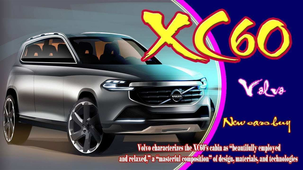 53 Best Review Volvo Xc60 2020 New Concept Exterior and Interior with Volvo Xc60 2020 New Concept