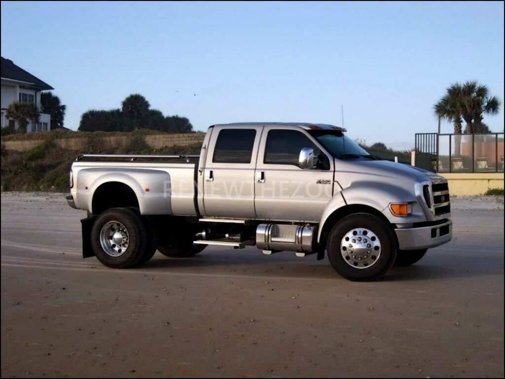 53 Concept of 2020 Ford F650 Performance with 2020 Ford F650