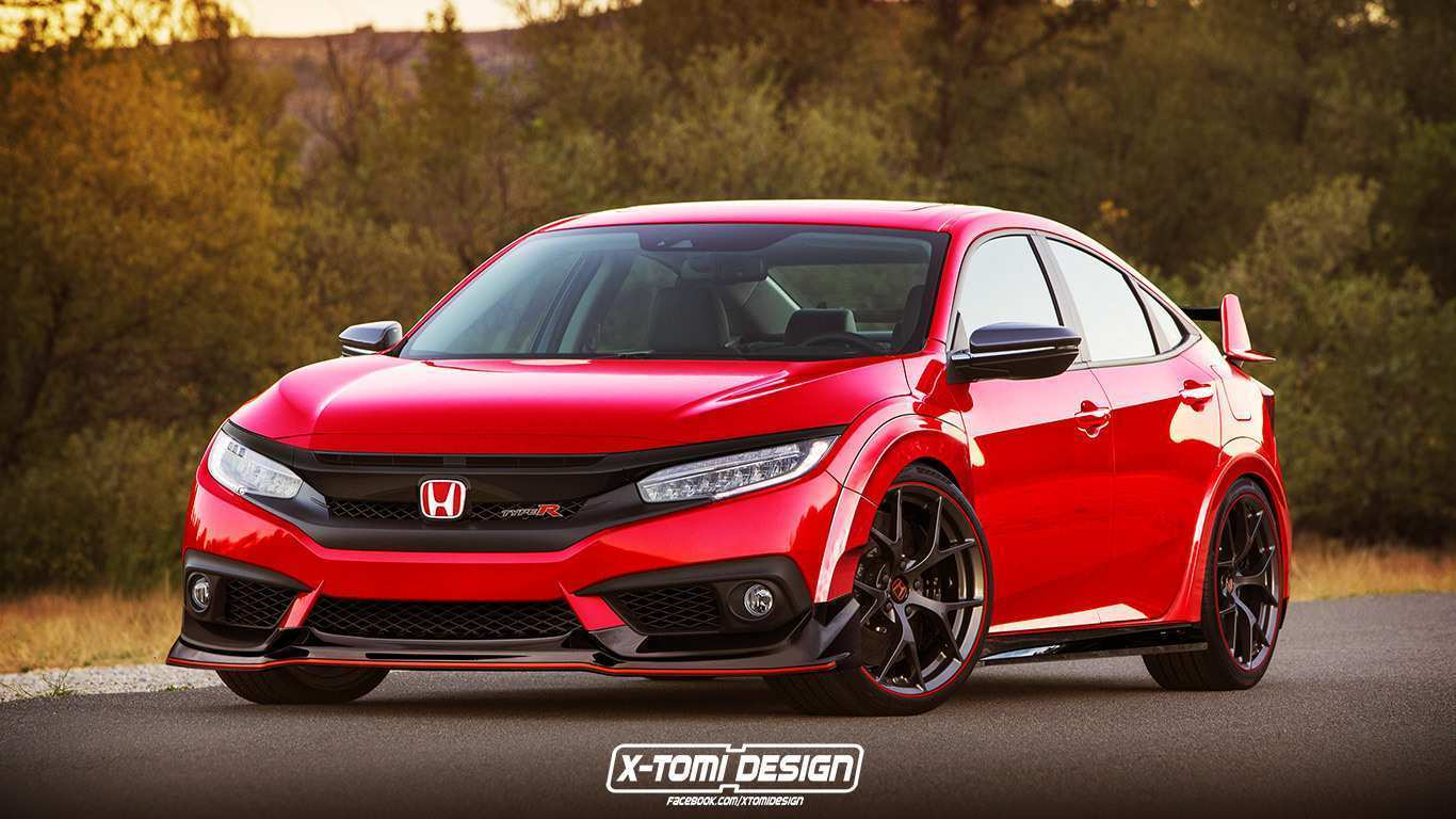 53 Concept of 2020 Honda Civic Si Specs for 2020 Honda Civic Si