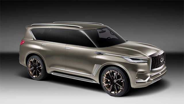 53 Concept of 2020 Infiniti QX80 Specs for 2020 Infiniti QX80