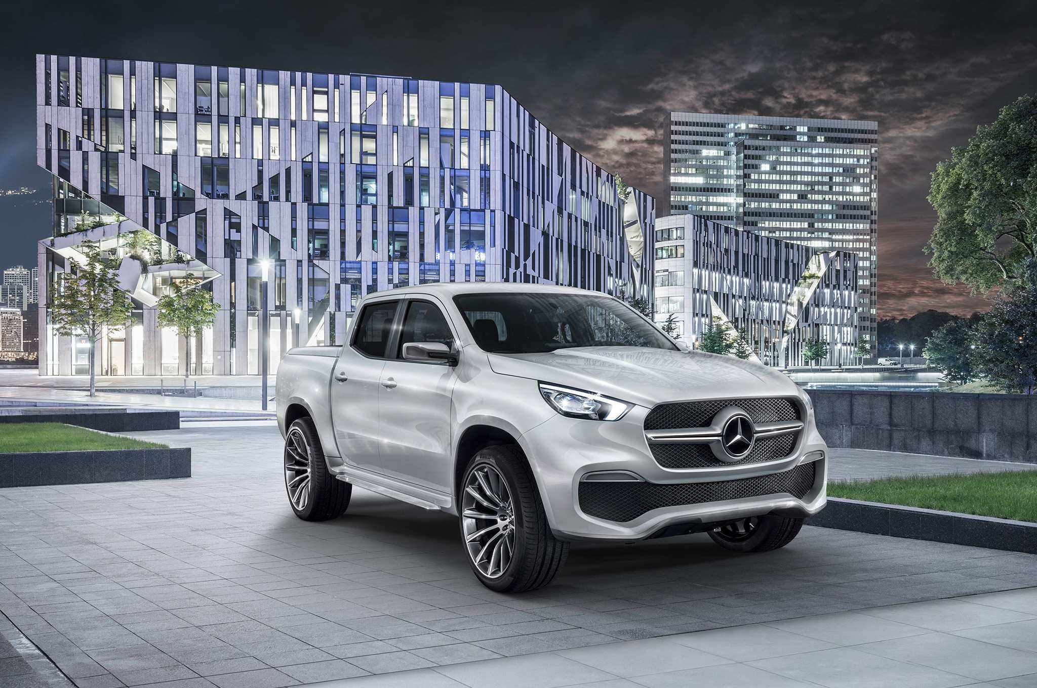 53 Concept of 2020 Mercedes Benz X Class Spy Shoot with 2020 Mercedes Benz X Class