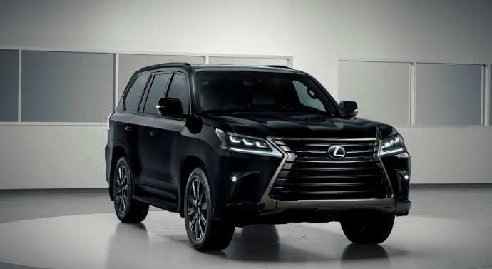 53 Concept of Lexus Black Edition 2020 Rumors with Lexus Black Edition 2020