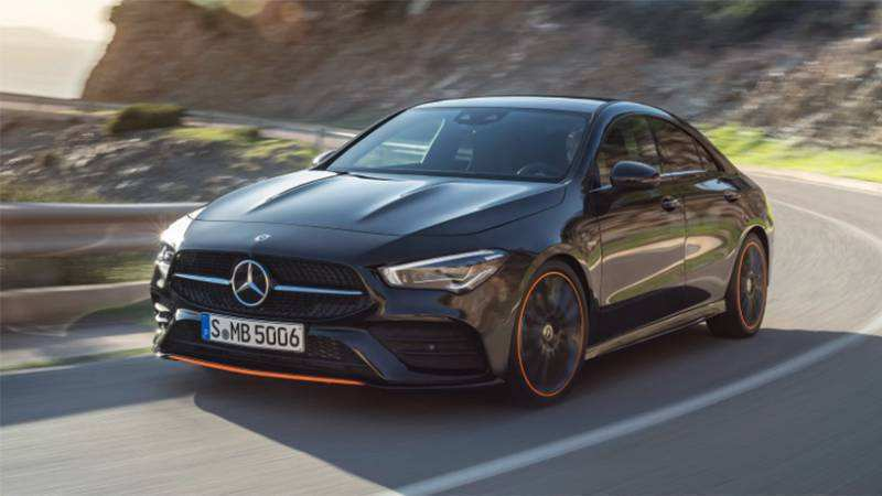 53 Concept of Mercedes New Cla 2020 Rumors by Mercedes New Cla 2020