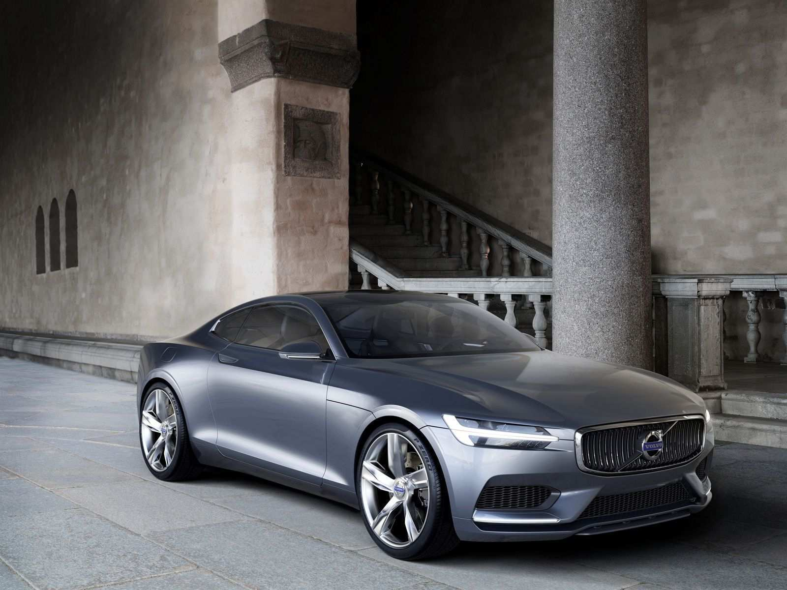 53 Concept of Volvo V90 2020 Wallpaper with Volvo V90 2020