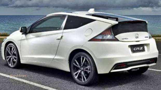 53 Gallery of 2020 Honda Cr Z Price by 2020 Honda Cr Z
