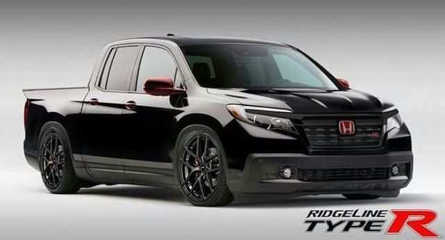 53 Gallery of 2020 Honda Ridgeline Type R Redesign and Concept for 2020 Honda Ridgeline Type R