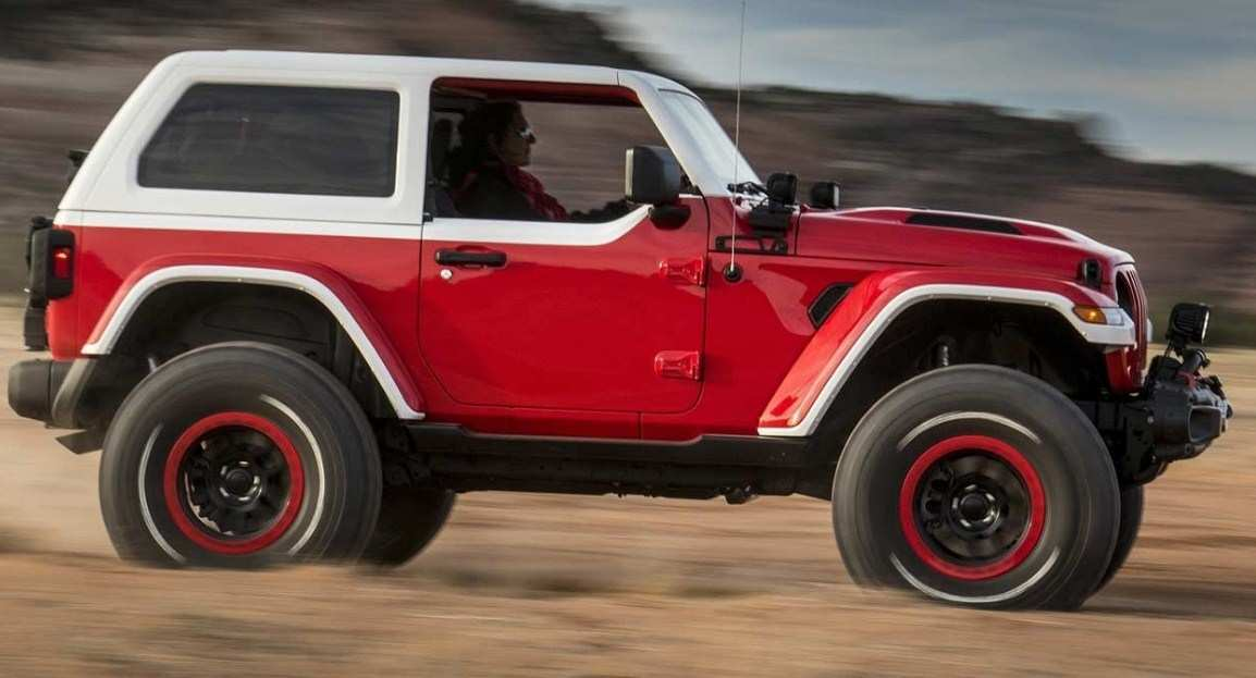 53 Gallery of 2020 Jeep Jeepster Price with 2020 Jeep Jeepster